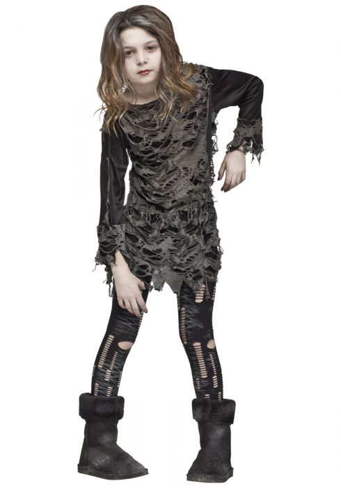 Child Living Dead Costume