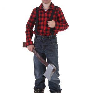 Child Lumberjack Costume