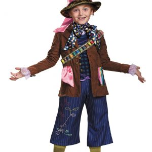 Child Mad Hatter Prestige Costume