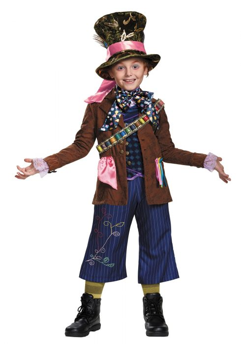 Child Mad Hatter Prestige Costume