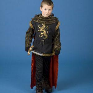 Child Medieval Knight Costume