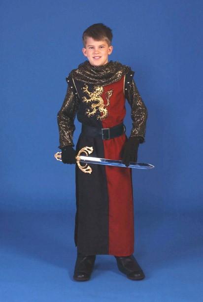 Child Medieval Warrior Costume