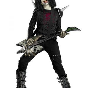 Child Metal Mayhem Costume
