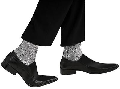 Child Michael Jackson Sequin Socks