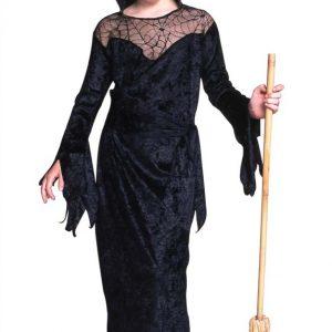 Child Midnight Velvet Costume