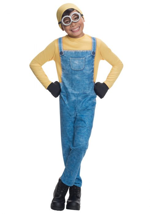 Child Minion Bob Costume
