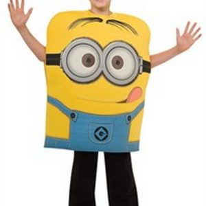Child Minion Dave Costume - Despicable Me