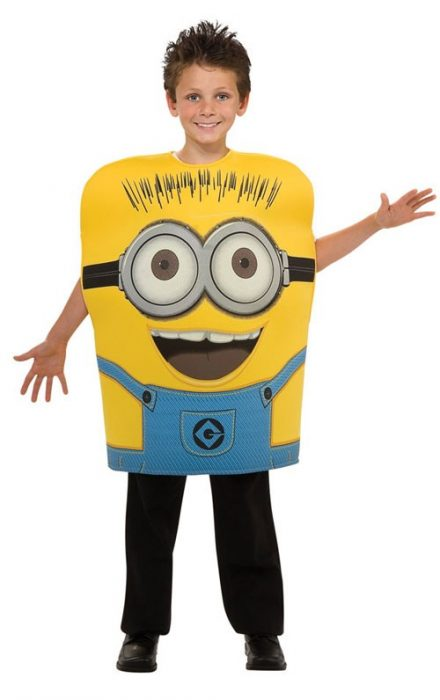 Child Minion Jorge Costume - Despicable Me