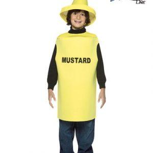 Child Mustard Costume - Lightweight