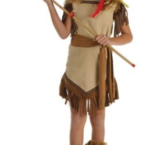 Child Native American Costume