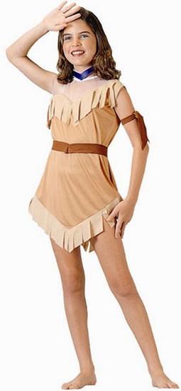 Child Native American Girl Costume