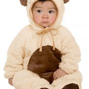 Child Oatmeal Bear Costume