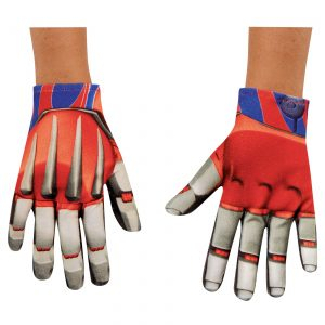 Child Optimus Prime Movie Gloves