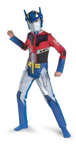 Child Optimus Prime Transformers Costume