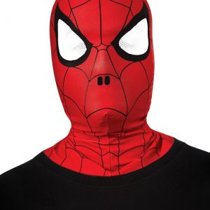 Child Overhead Spider-Man Mask