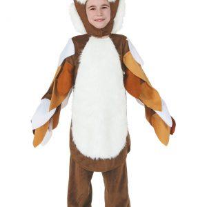 Child Owl Costume