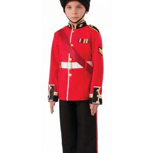 Child Palace Guard Costume
