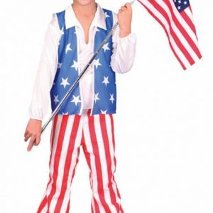 Child Patriotic Costume