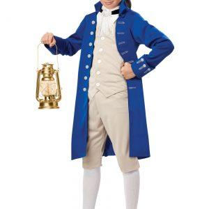 Child Paul Revere Costume