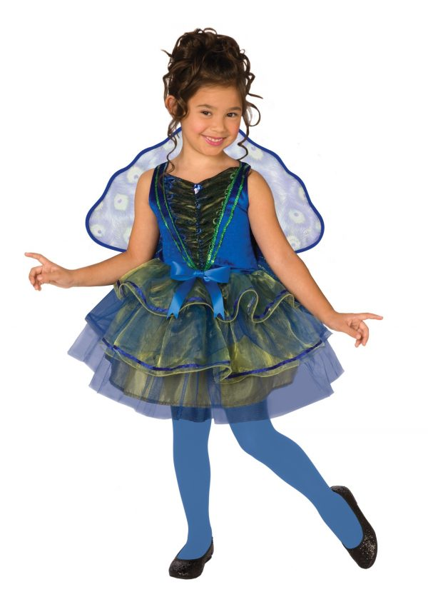 Child Peacock Costume