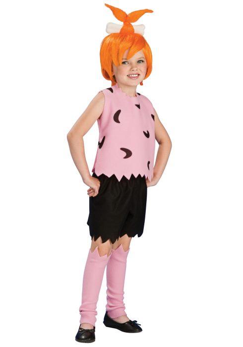 Child Pebbles Costume