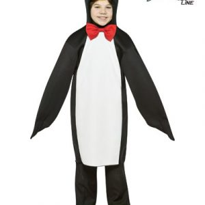 Child Penguin Costume - Lightweight