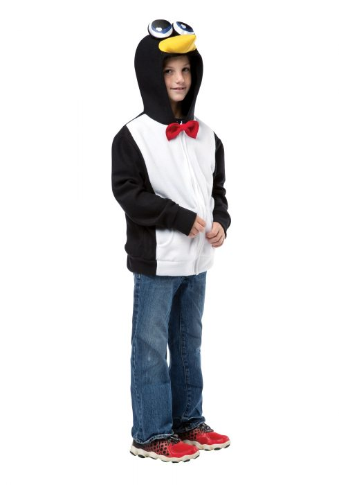 Child Penguin Hoodie