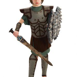 Child Perseus Costume