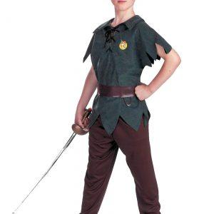 Child Peter Pan Costume