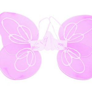 Child Pink Angel Wings