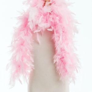 Child Pink Boa