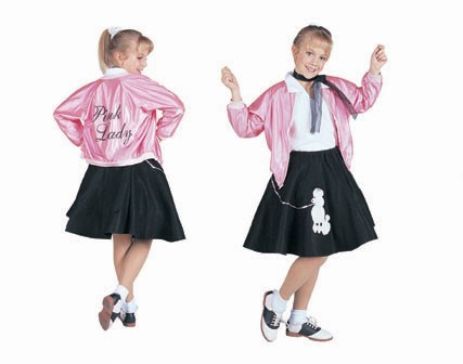 Child Pink Lady Jacket