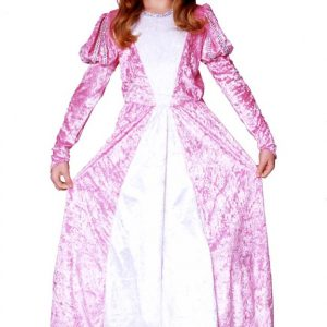 Child Pink Princess Costume