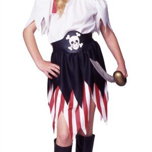 Child Pirate Wench Costume