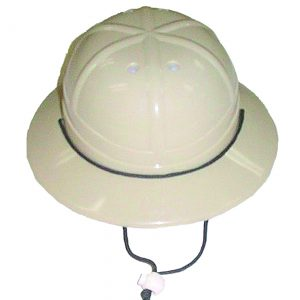 Child Plastic Pith Helmet