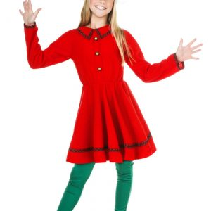 Child Polar Express Elf