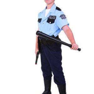 Child Police Lieutenant Costume