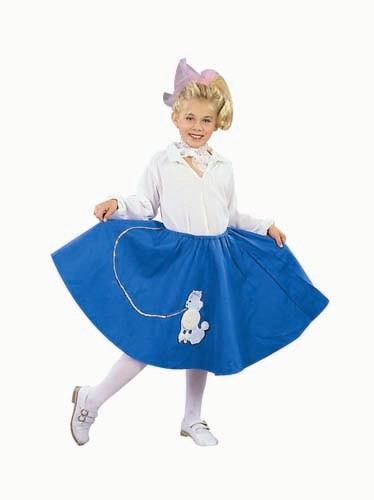 Child Poodle Skirt