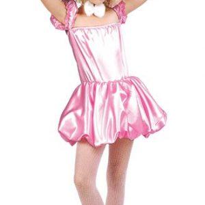 Child Pretty Bunny Costume