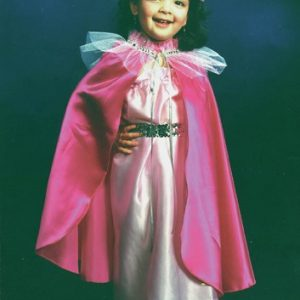 Child Princess Hat and Cape