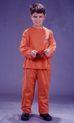 Child Prisoner Costume