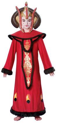 Child Queen Amidala Costume