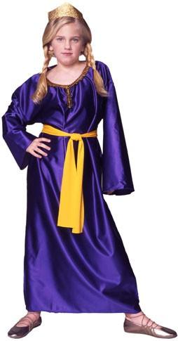Child Queen Esther Costume