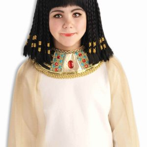 Child Queen of the Nile Wig