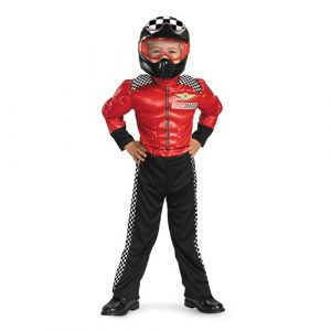 Child Race Car Driver Costume