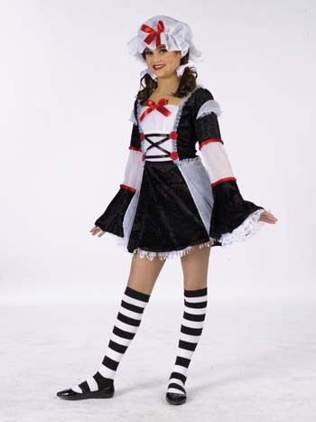 Child Rag Darlin' Costume
