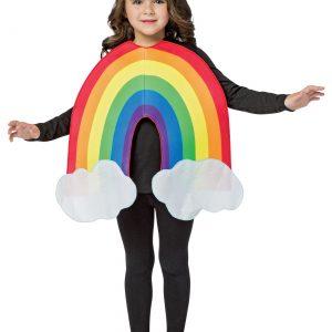 Child Rainbow Costume