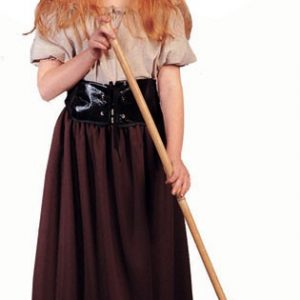 Child Renaissance Peasant Girl Costume