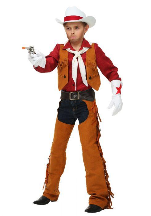Child Rodeo Cowboy Costume
