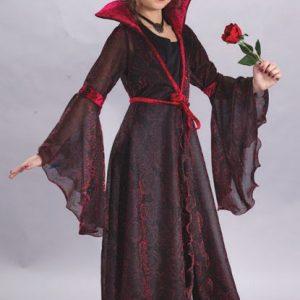 Child Rose Gothic Costume